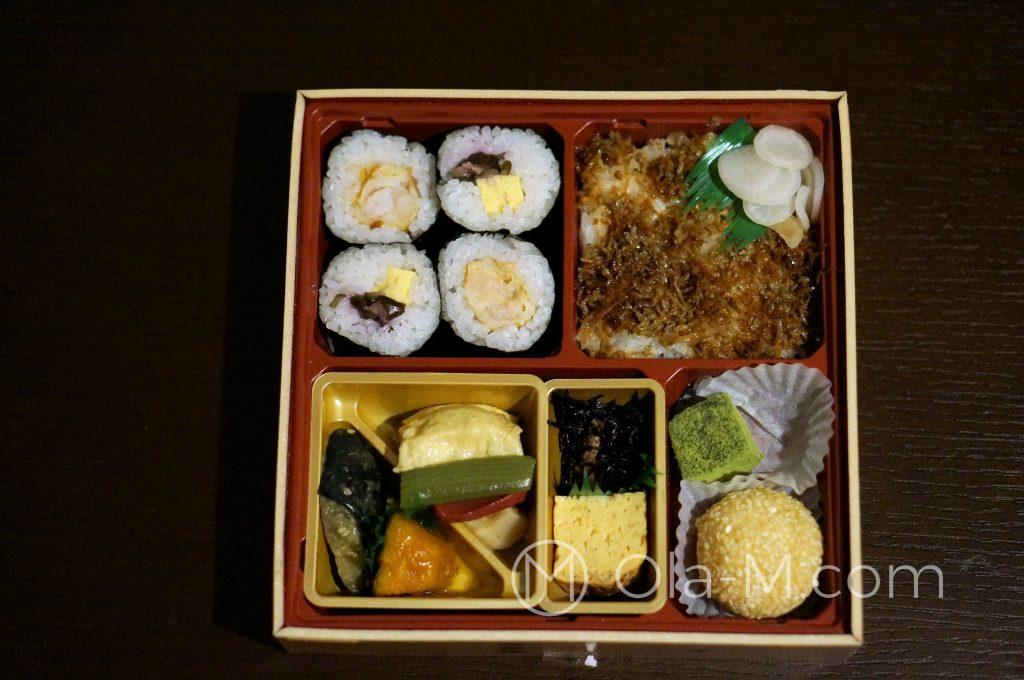 Kuchnia Japońska - Bento Box, czyli pudełko z kopozyjcją potraw na jeden posiłek