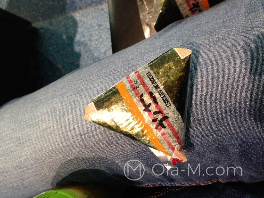 Kuchnia japonska - onigiri