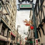 Tokio - Asakusa - widok na jeszcze jedną uliczkę