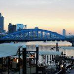 Tokio, rzeka Sumida