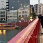 Tokio, most na rzece Sumida