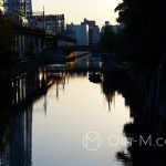 Tokio - Sumida o poranku
