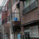 Tokio - dzielnica Ueno, pierwotnie miejsce zamieszkane głównie przez robotników i rzemieślników
