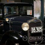 Edo-Tokyo-Museum - a tutaj piękne autko z początków XX wieku