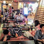 Tokio - Onsen Oedo Monogatari - relaks dla całej rodziny