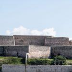 Marsylia - Fort Saint-Nicholas - drugi z fortów Marsylii strzeżący wejscia do portu
