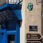 Marsylia - Le Panier - i jeszcze jedno graffiti