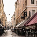 """Marsylia - Stare Miasto między Starym Portem i Operą - taki bardzo """"francuski"""" widoczek"""