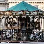 Marsylia - La Belle Epoque Carrousel- urocza karuzela na starym mieście