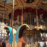 Marsylia - Marsylia - La Belle Epoque Carrousel- karuzela na starym mieście wspomina lepsze czasy