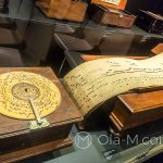 Malaga - Interaktywne Muzeum Muzyki - prekursor gramofonu na karty perforowane