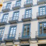 Malaga - Stare Miasto - tutaj gentryfikacja już w pełni