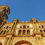 Malaga - Stare Miasto - Katedra - przepiękna, chociaż niedokończona
