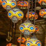 Malaga - Teteria Palacio Nazari - nie trzeba jechać do Maroka, żeby się poczuć jak na tamtejszym bazarze