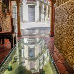 Malaga - Teteria Palacio Nazari - miły wystrój i uprzejma obsługa