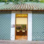 Malaga - ogród botaniczny - Barbie House