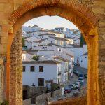 Ronda - Stare Miasto - harmonia architektoniczna tego miejsca urzekła nas od pierwszej chwili