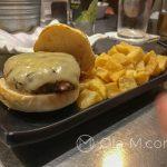 Malaga - Restauracja KGB - miniburger z wołowego ogona, specjalność lokalu