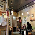 Kuchnia japońska - przytulna restauracja serwująca takoyaki