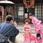 Święto Shichi-go-san - oczywiście nie może zabraknąć pamiątkowych zdjęć