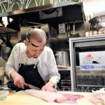 Kuchnia japońska - filetowanie ryby na sushi to prawdziwa sztuka