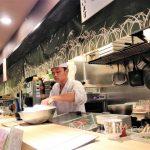 Tokio - Sushi bar