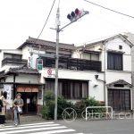 Tokio - dzielnica Ueno - ten niepozorny budynek kryje w sobie przytulną herbaciarnię