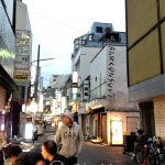 Tokio - dzielnica Ueno
