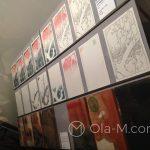 Edo-Tokyo-Museum - fazy powstawania drzeworytu