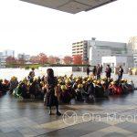 Edo Tokyo Muzeum - najcichsza wycieczka szkolna, jaką kiedykolwiek widziałam