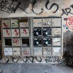 Marsylia - Stary Port - z duszą na ramieniu zapuszczałam się w ciemne podwórka