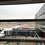 Lotnisko Haneda - za chwilę tym samolotem wrócę do Monachium
