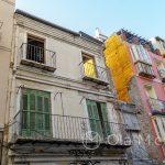 Malaga - Stare Miasto - a tutaj do gentryfikacji jeszcze daleka droga...