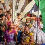 Andaluzja - Feria de Ronda 2018 - parada - i jeszcze raz dzieciaki i młodzież w tradycyjnych strojach