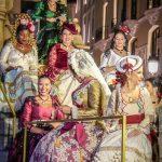 Andaluzja - Feria de Ronda 2018 - Damas Goyesca to panie wybierane do reprezentowania Rondy, historyczne stroje szyte na miarę kosztują tysiące euro