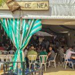 Feria de Ronda, zwana też świętem Pedro Romero - na terenie ferii ustawione jest kilka namiotów, w których można schronić się przed słońcem i posilić
