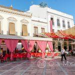 Ronda - Stare Miasto - jedna z restauracji przy rynku