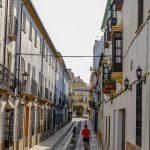 Ronda - Stare Miasto - spacer o poranku - ulice zaczynają się wypełniać życiem dopiero po 9-tej