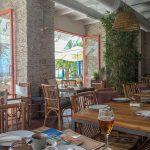 Malaga- restauracja Casilda - jedzenie w porządku, miły wystrój i fajna lokalizacja