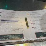 Malaga - Restauracja KGB - ślinka leci już przy czytaniu karty