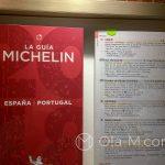 Malaga - Restauracja KGB - naszym zdaniem bardzo zasłużone miejsce w przewodniku Michelina