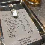 Malaga - Restauracja KGB - jedyne znane nam tego typu miejsce o tak sensacjonalnym stosunku jakości do ceny